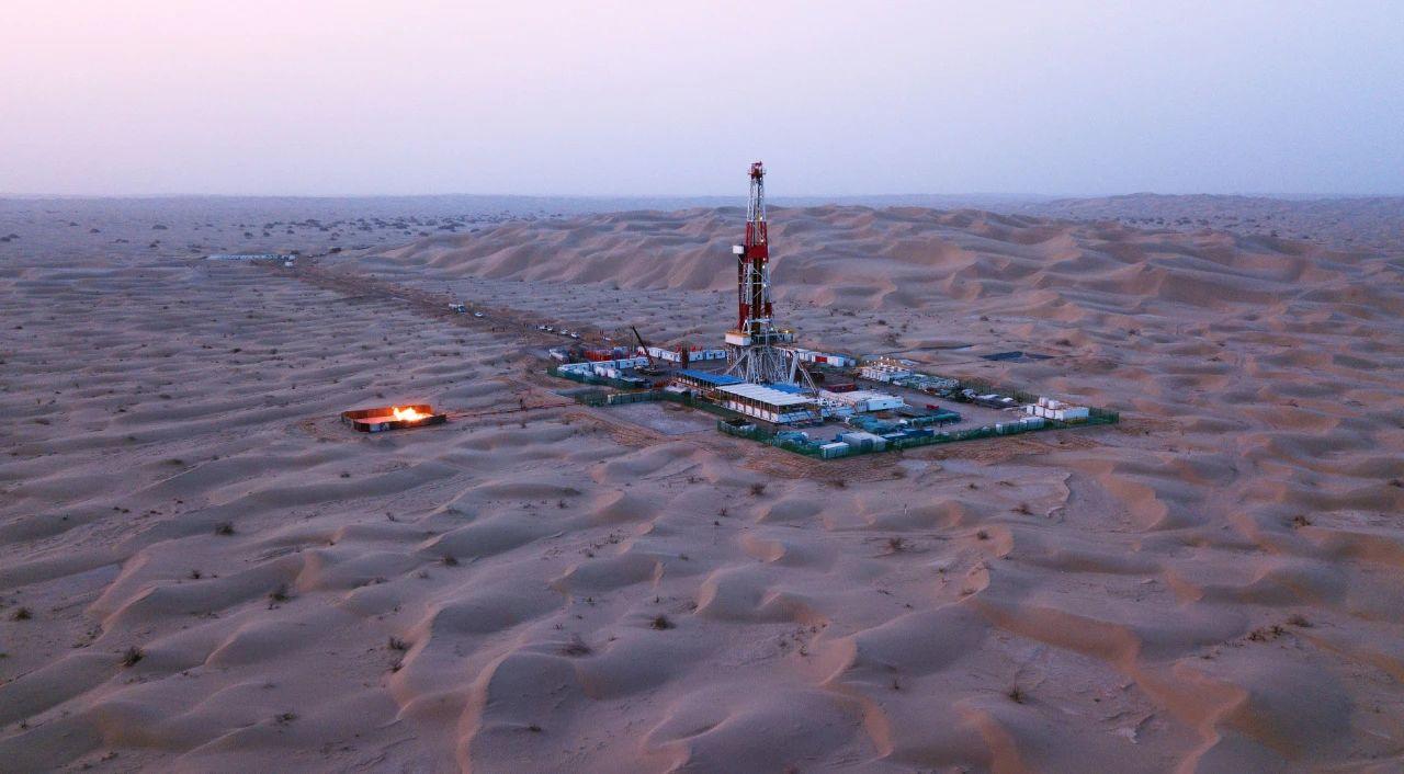 中国石油超深层油气勘探获重大突破-《国资报告》杂志