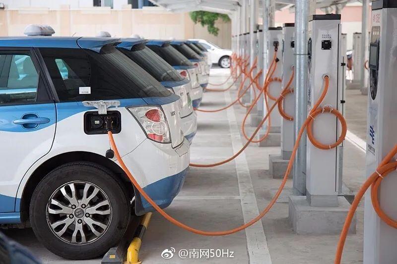 南方电网向全社会发出充电桩建设邀请!未来4年带动投资2000亿元-《国资报告》杂志