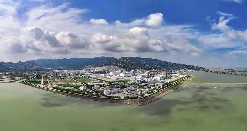 中核集团田湾核电5号机组首次装料-《国资报告》杂志