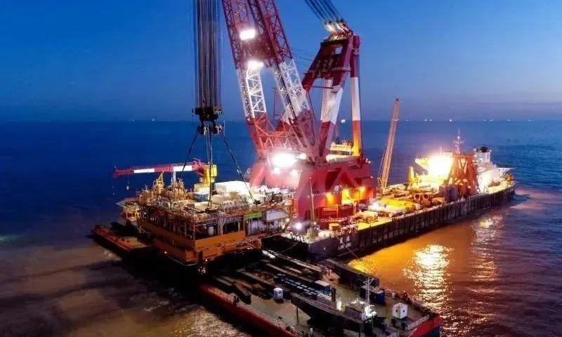 中海油宣布渤海又一大项目投产!-《国资报告》杂志