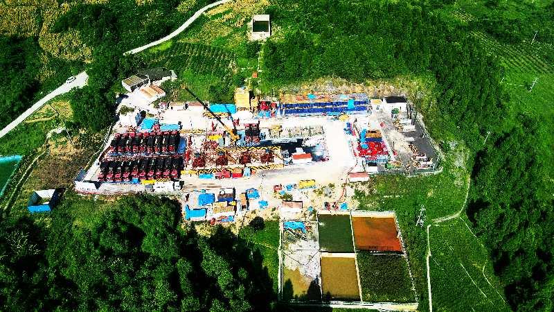 中国石化涪陵页岩气田日产量达2000万立方米-《国资报告》杂志